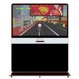 裸眼3DAR智能广告机-广告互动一体机